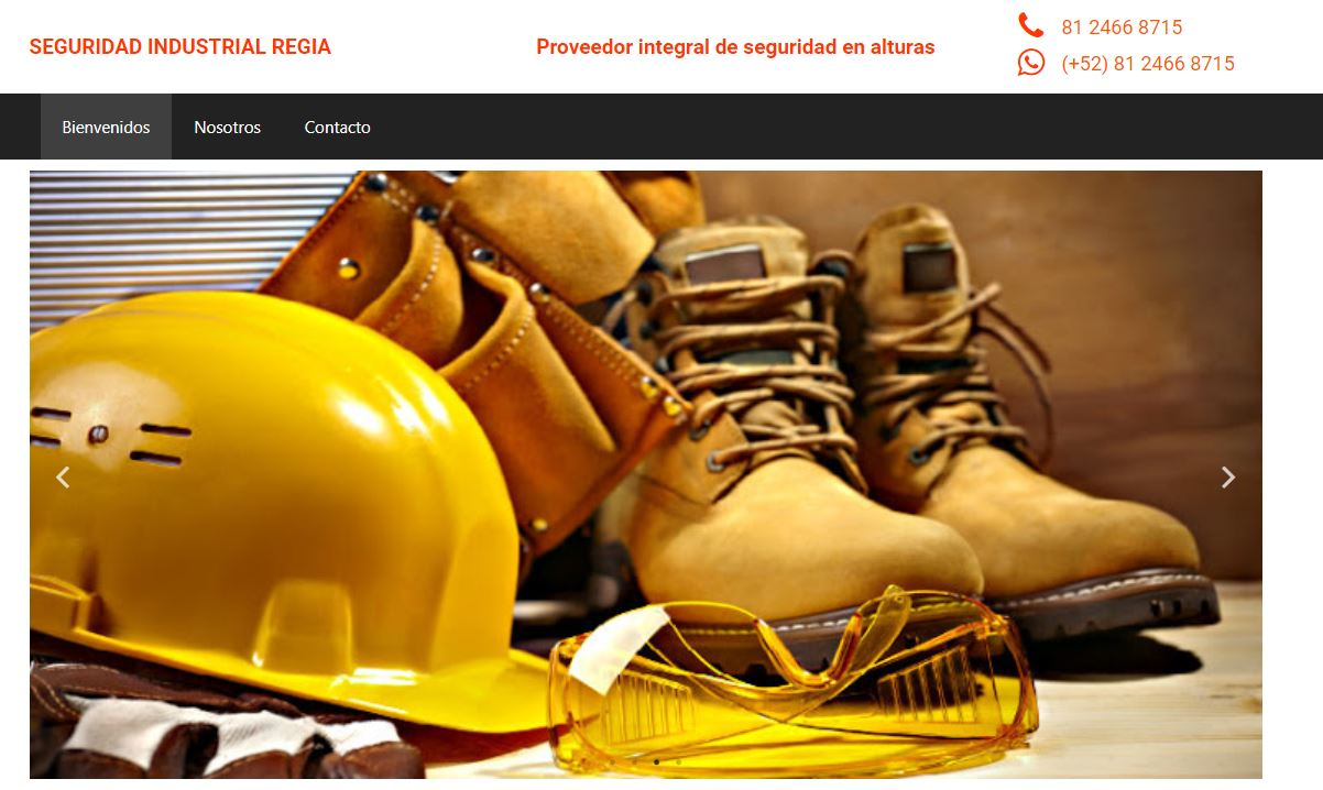 seguridad industrial_regia